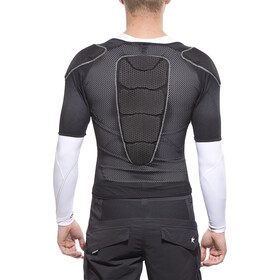 SixSixOne Exo II Jacket kurzarm black
